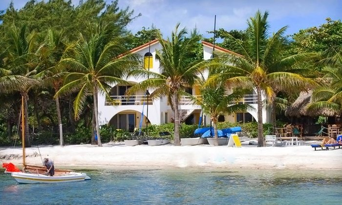 Caribbean Villas Hotel San Pedro