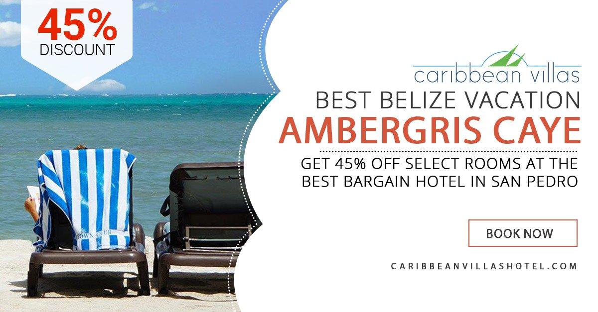 Best Belize Vacation Deals